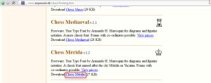 Merida Font herunterladen
